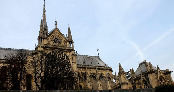 มหาวิหารนอร์ทเทอร์-ดาม แห่งปารีส