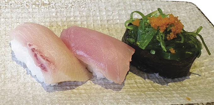 ซูชิแสนอร่อยที่โอซากา
