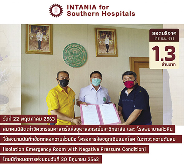 INTANIA for Southern Hospitals