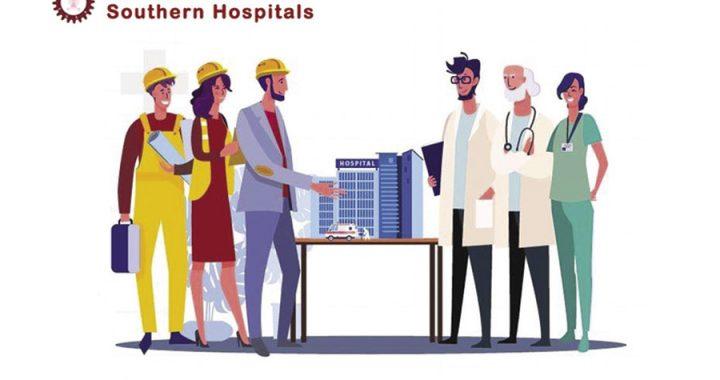 INTANIA for Southern Hospitals เพื่อปรับปรุงห้องความดันลบสำหรับป้องกันโรคติดเชื้อ