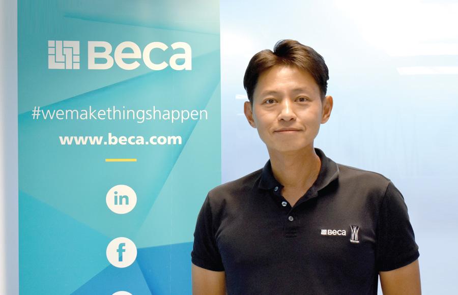 วานิช นพนิราพาธ วศ.2529 Managing Director, Beca (Thailand) Company Limited
