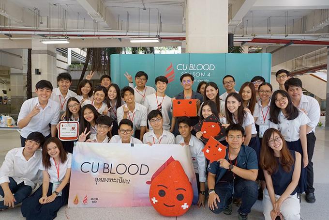 CU BLOOD
